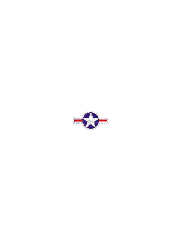 Air Force Stars and Bars